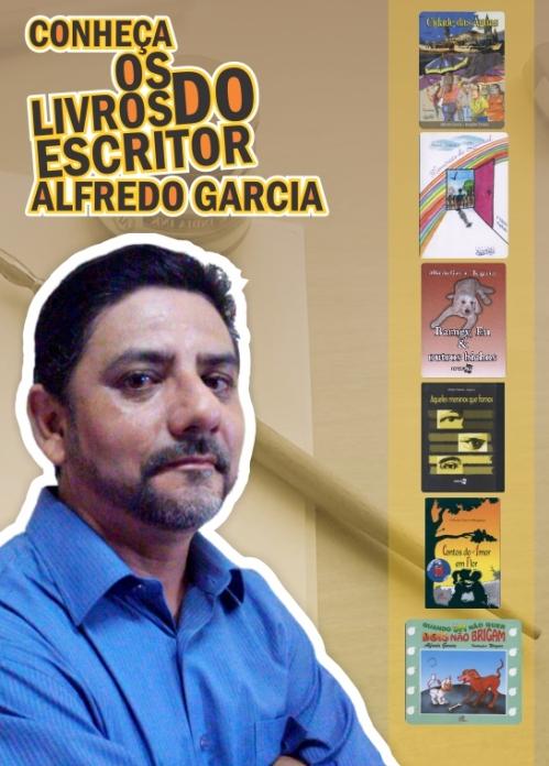 Pedidos de livros pelo e-mail alfredogarcia61@gmail.com