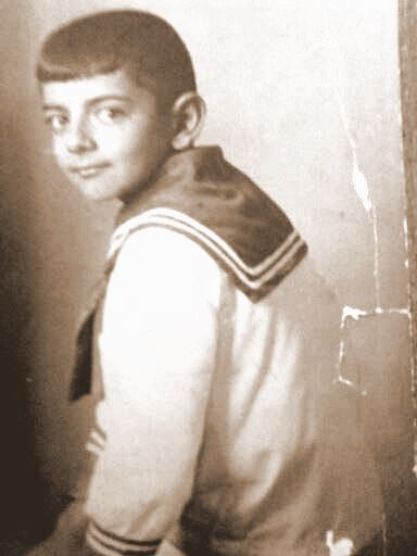 Meu pai, ALFREDO JORGE HESSE GARCIA