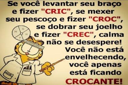 Velhice-crocante